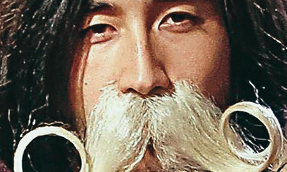 Sulla bocca di tutti: i baffi