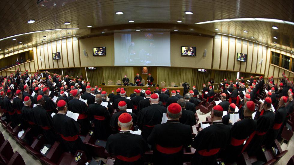 Conclave - il diario - 5 marzo