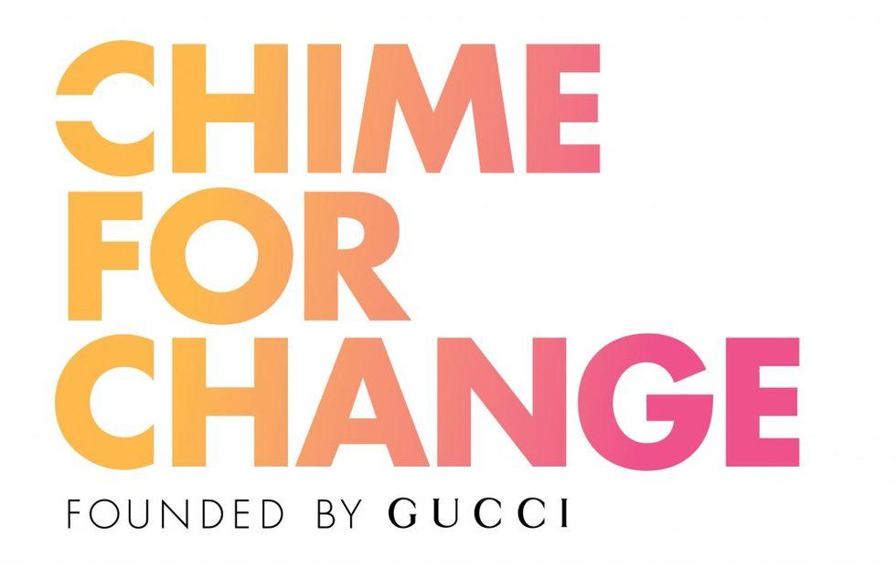 Gucci: Chime for Change. Ovvero quando il luxury world fa del bene