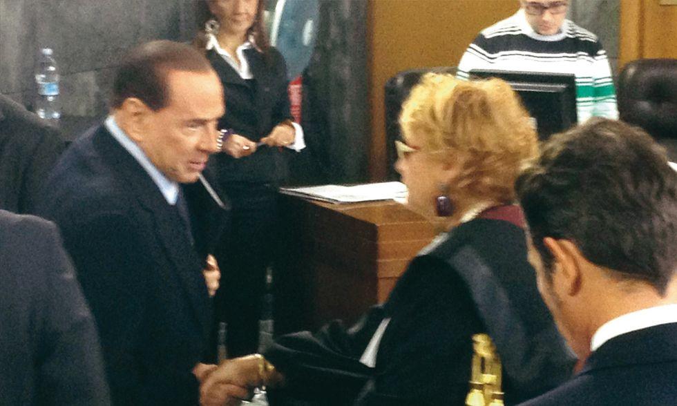 Unipol: Silvio Berlusconi condannato ad un anno. Non poté il voto, ci pensano i giudici