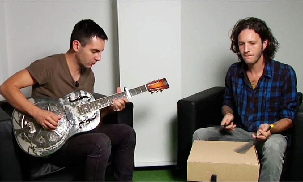 Bud Spencer Blues Explosion a Panorama Unplugged