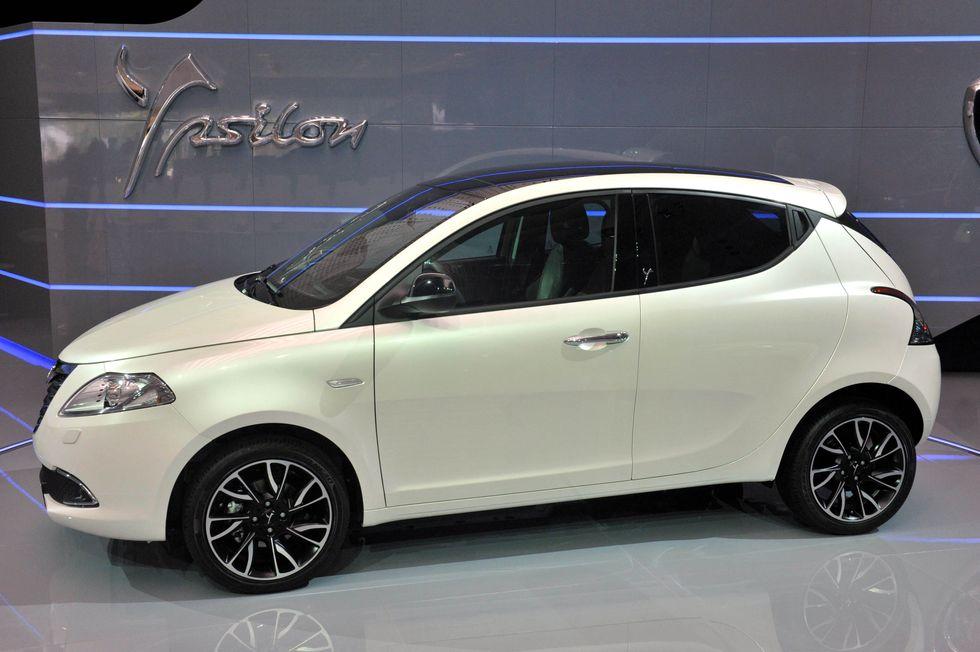 Salone di Ginevra, la Fiat riparte da Panda, 500 e Ypsilon