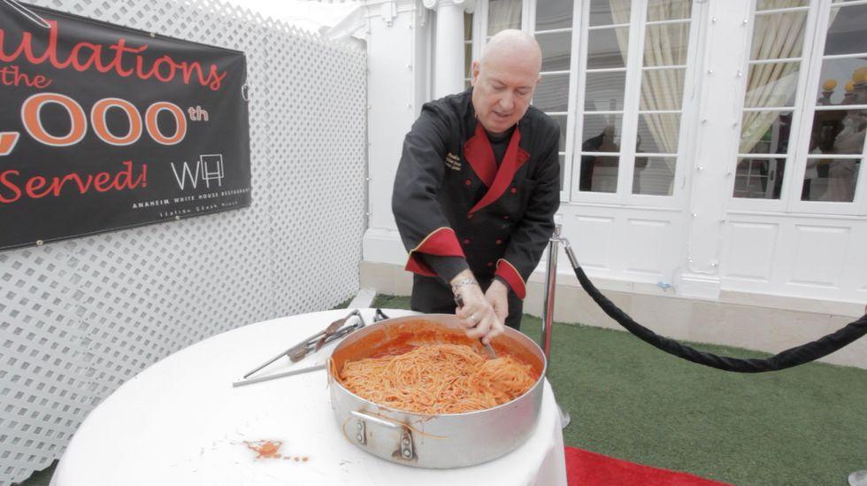 I 500mila spaghetti di Bruno Serato