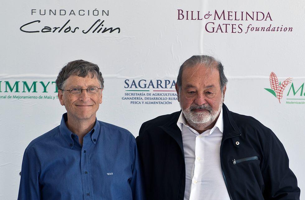 Forbes, ecco gli uomini più ricchi del mondo