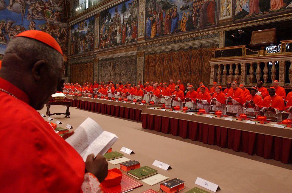 Conclave - il diario - 7 marzo