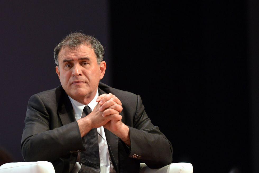 Nouriel Roubini: Grillo, lo spread e la ripresa non vanno d'accordo