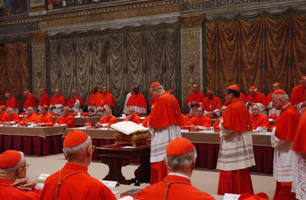 Tutti i segreti del Conclave