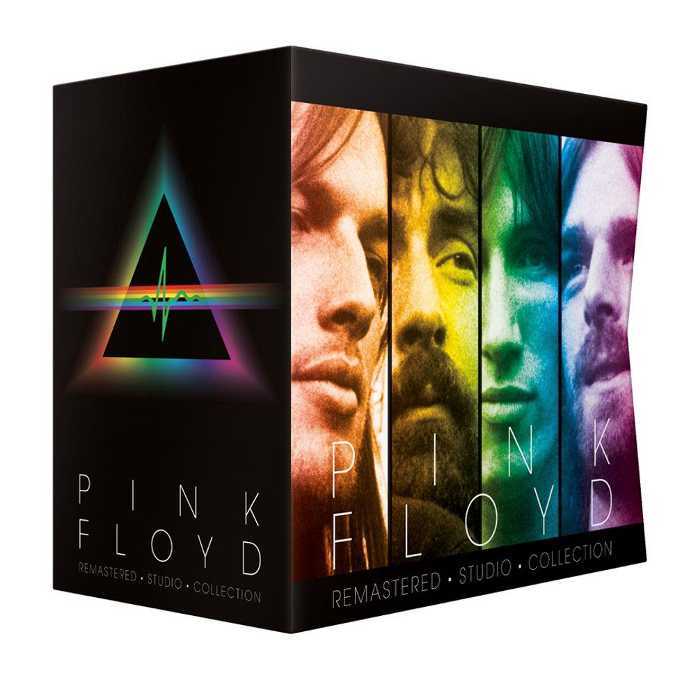 Musica senza confini: tutti gli album dei Pink Floyd in edicola con Tv Sorrisi e Canzoni
