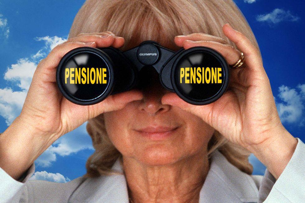Pensioni, ecco chi può ricevere l'assegno anticipato