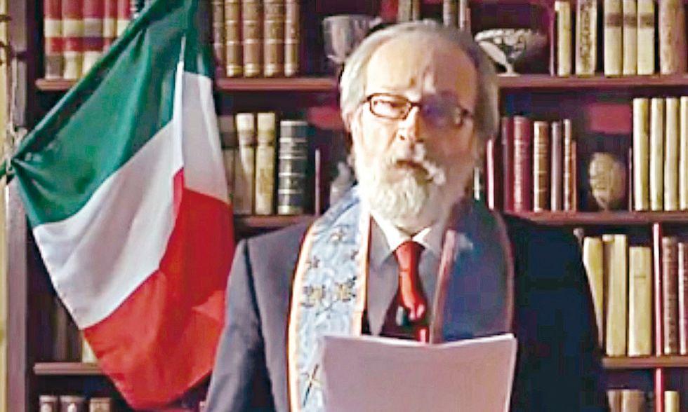 Chi è Paolo Becchi, il paraguru del Movimento 5 stelle
