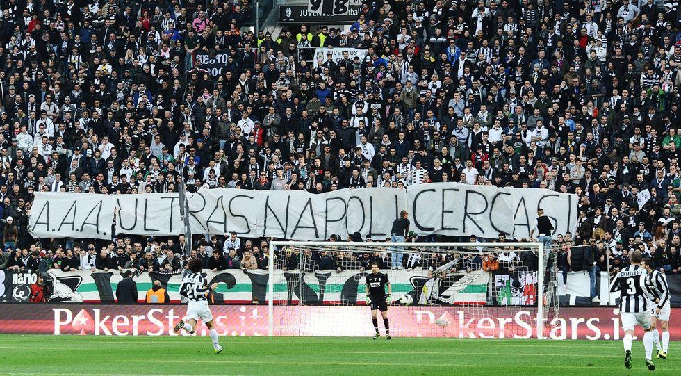 La Juve perdonata per i cori anti-Balotelli