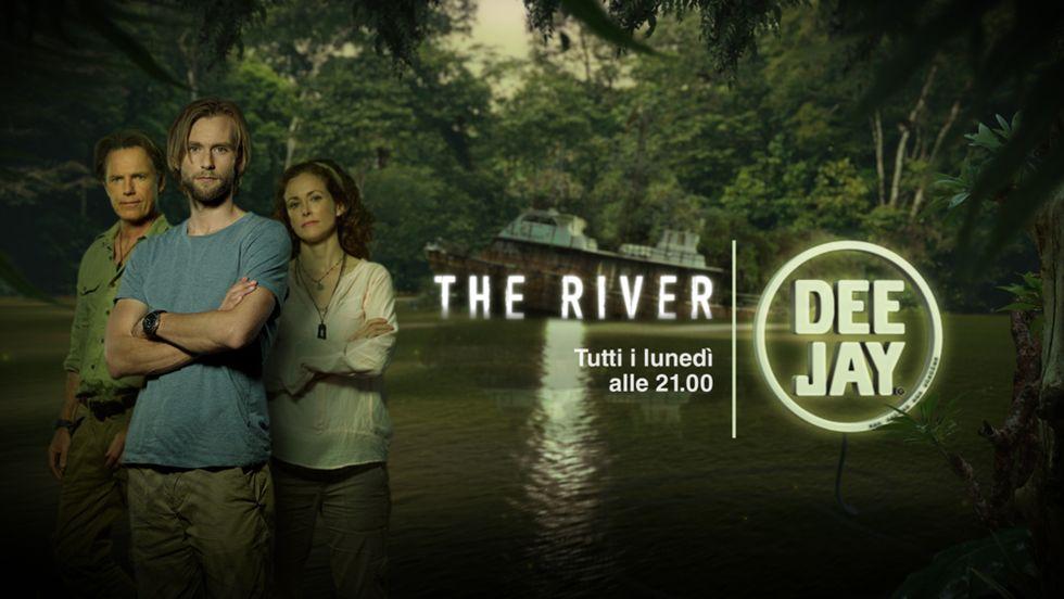 The River, su Deejay Tv la serie prodotta da Steven Spielberg e Oren Peli