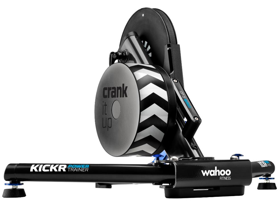 Kickr, ecco l'ibrido tecnologico tra bici e cyclette