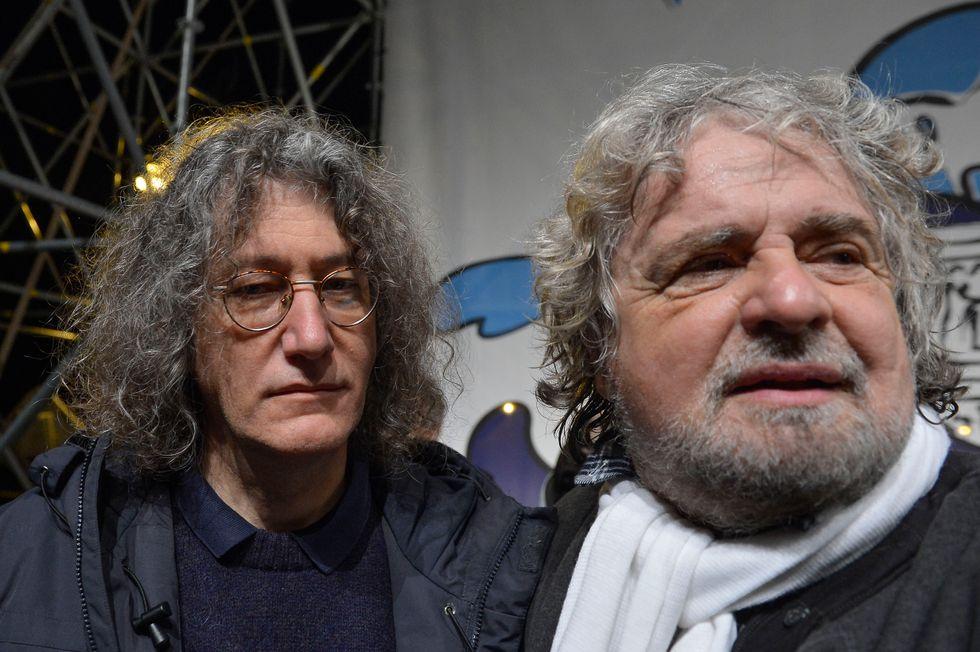 Voti Grillo... Incassa Beppe (con il suo blog)