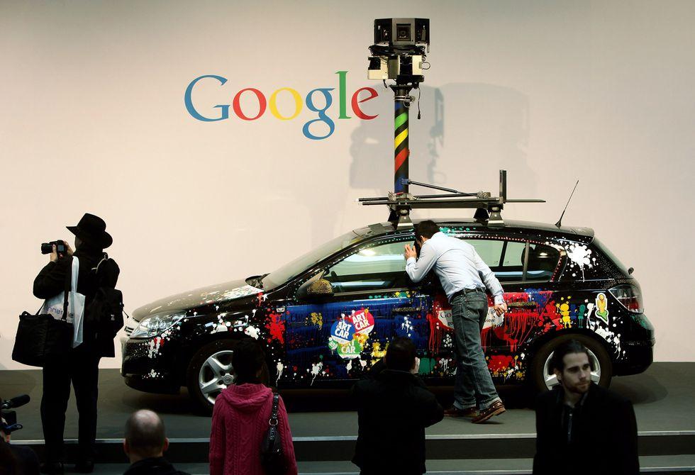 Google ti aiuta a comprare l'auto