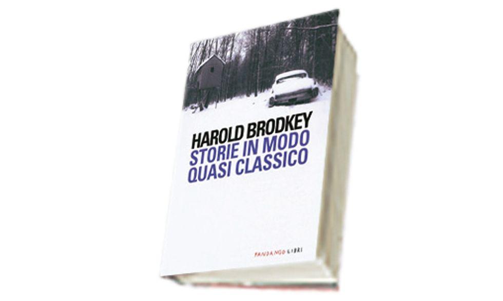 """""""Storie in modo quasi classico"""" di Harold Brodkey"""