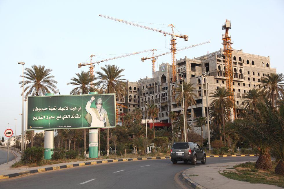 Imprese senza soldi, ci pensa la Libia