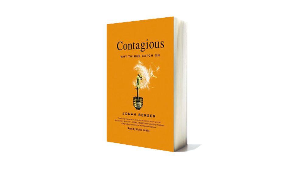 'Contagious' di Johan Berger