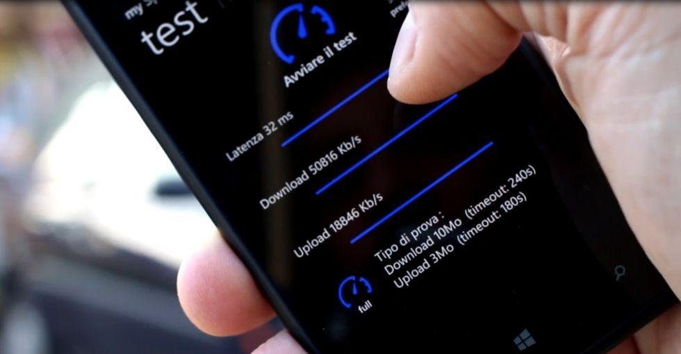 Lte su rete Vodafone: il nostro test a Milano