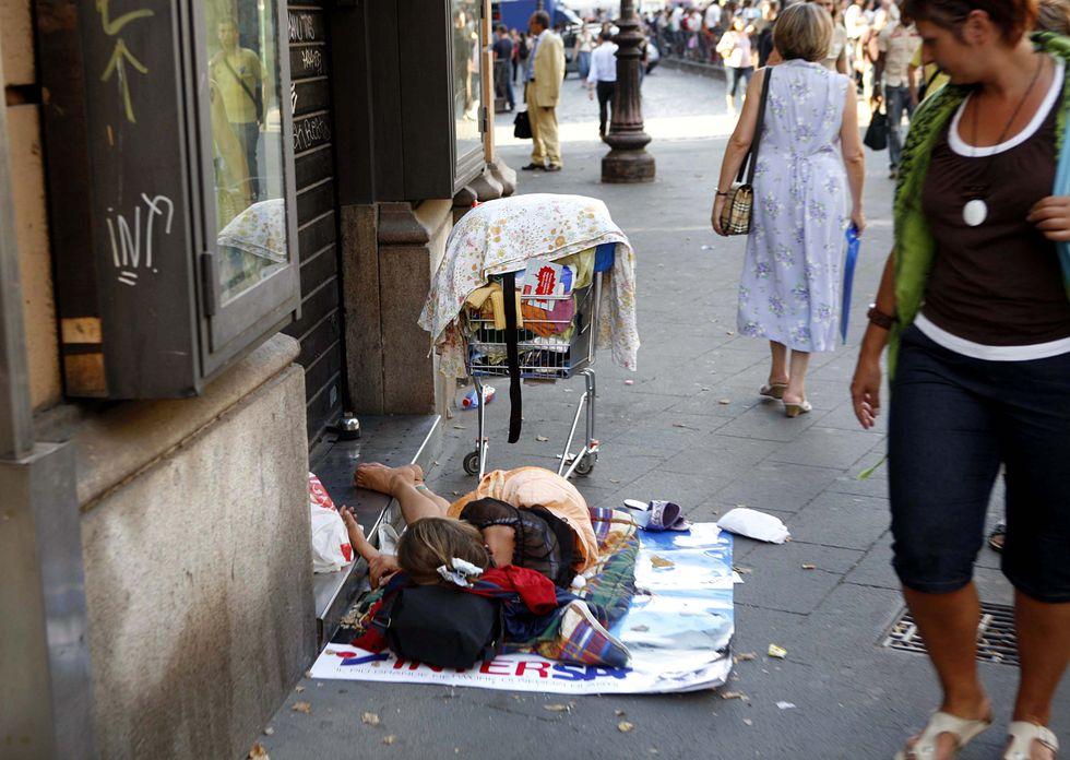 Povertà sempre più diffusa, in Italia è allarme sociale