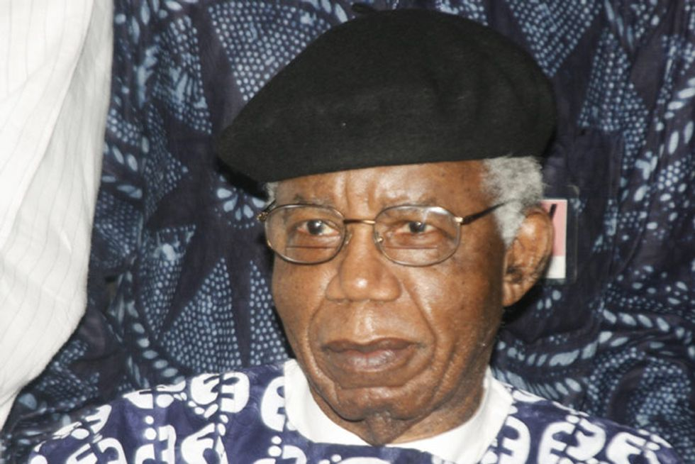 Chinua Achebe: tre libri per ricordarlo