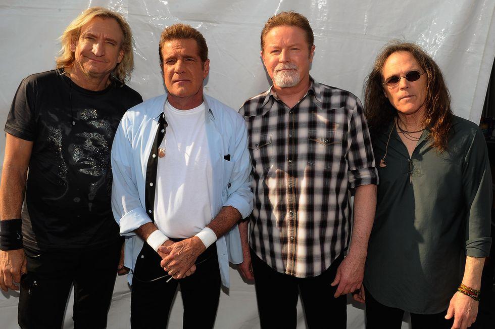Eagles, storia di un mito. In sei cd
