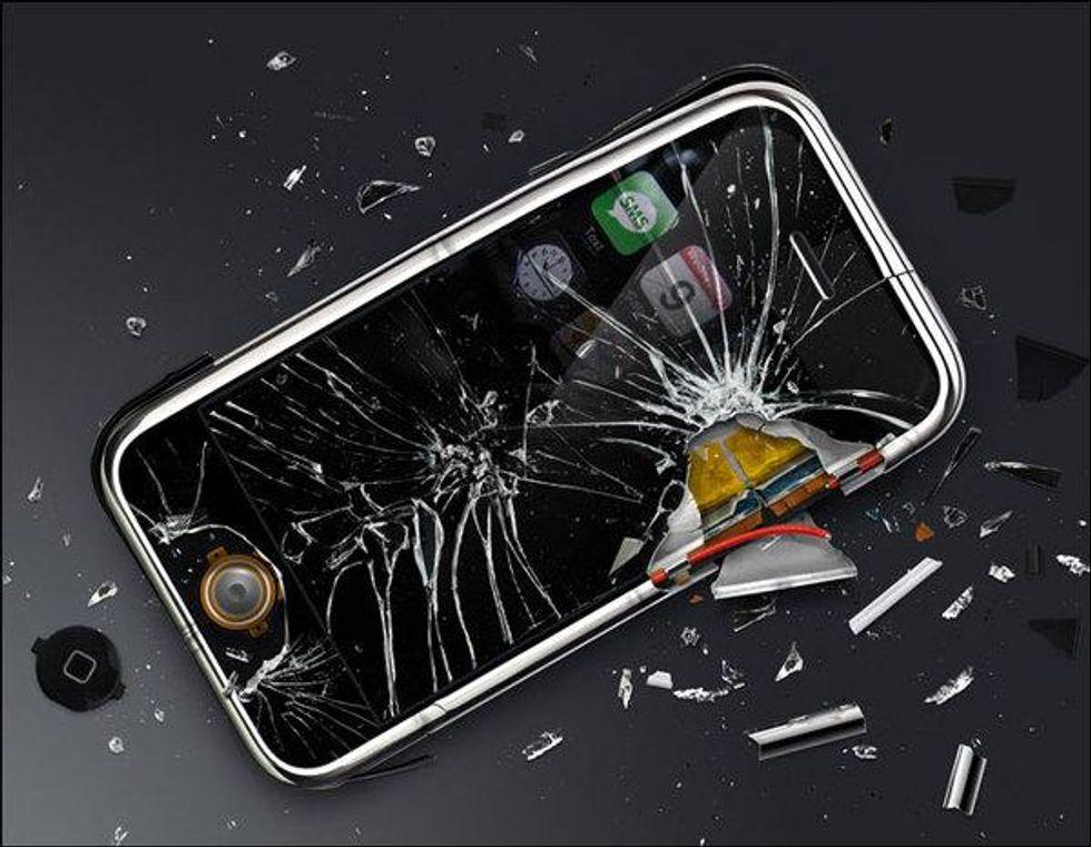 Apple pensa a un iPhone che cade sempre dalla parte 'giusta'