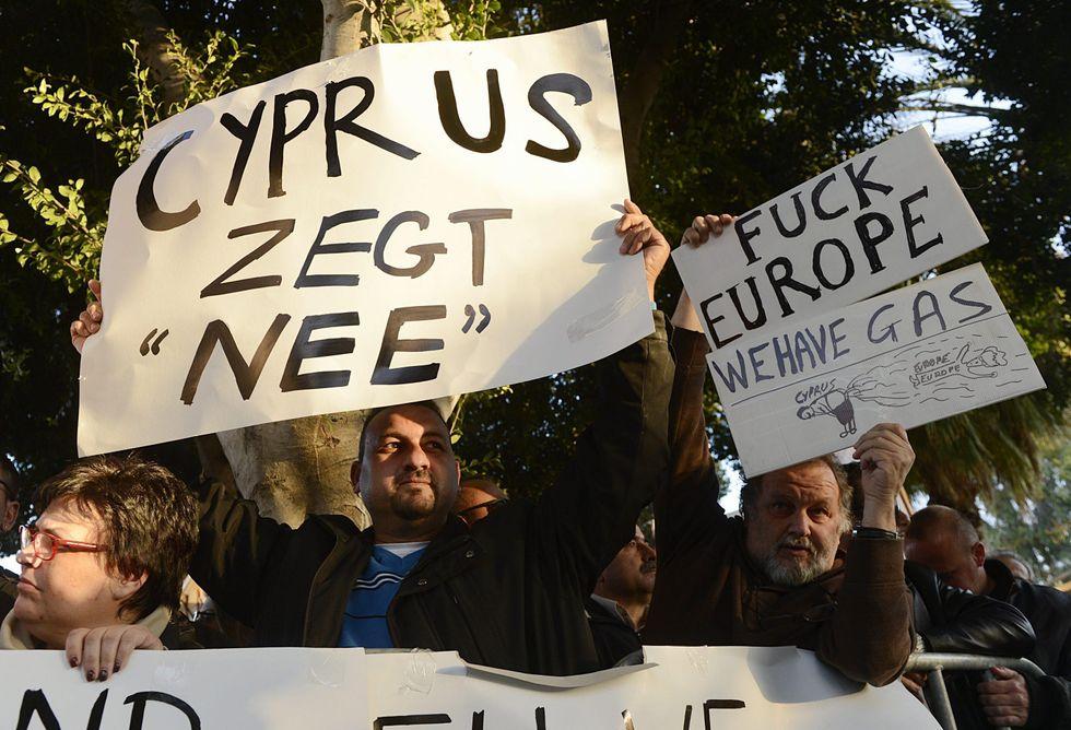 Perché l'Italia non è Cipro: i cinque motivi
