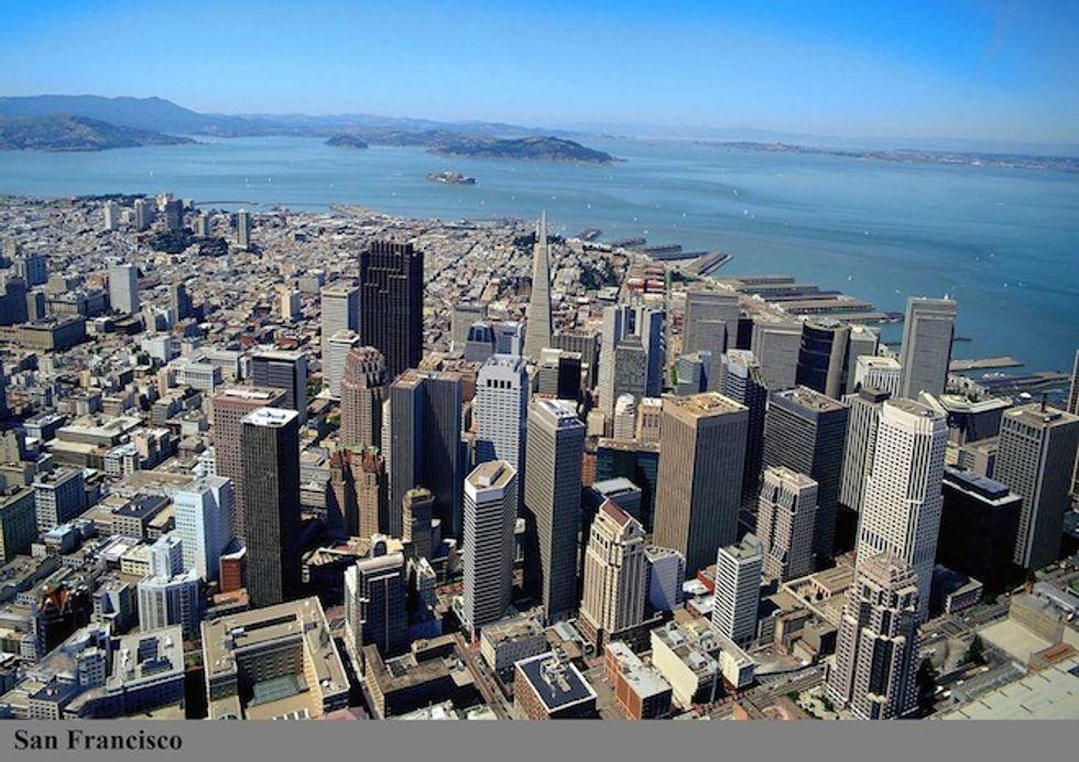 Next stop: San Francisco
