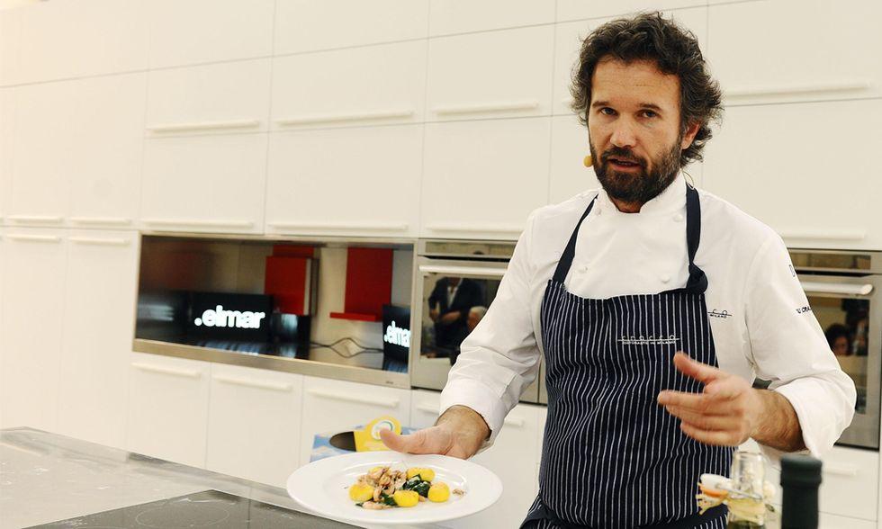Carlo Cracco: le mani dello chef sulla città