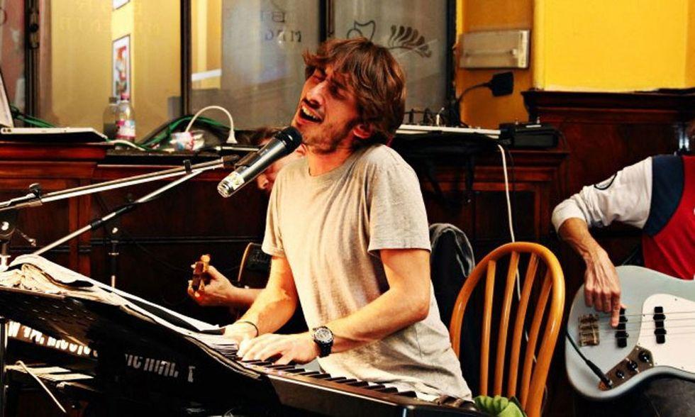 Nicolò Cavalchini a Panorama Unplugged