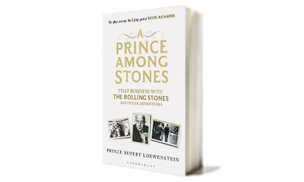 """""""A prince among Stones"""" di Rupert Loewenstein"""