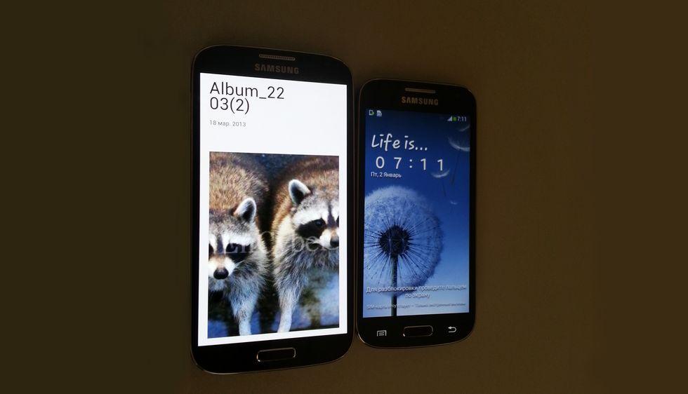 Samsung Galaxy S4: in estate arriva anche la versione Mini