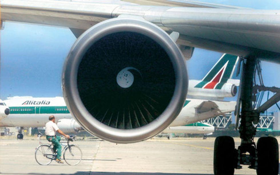 Alitalia, tariffe nuove sulla Milano-Roma