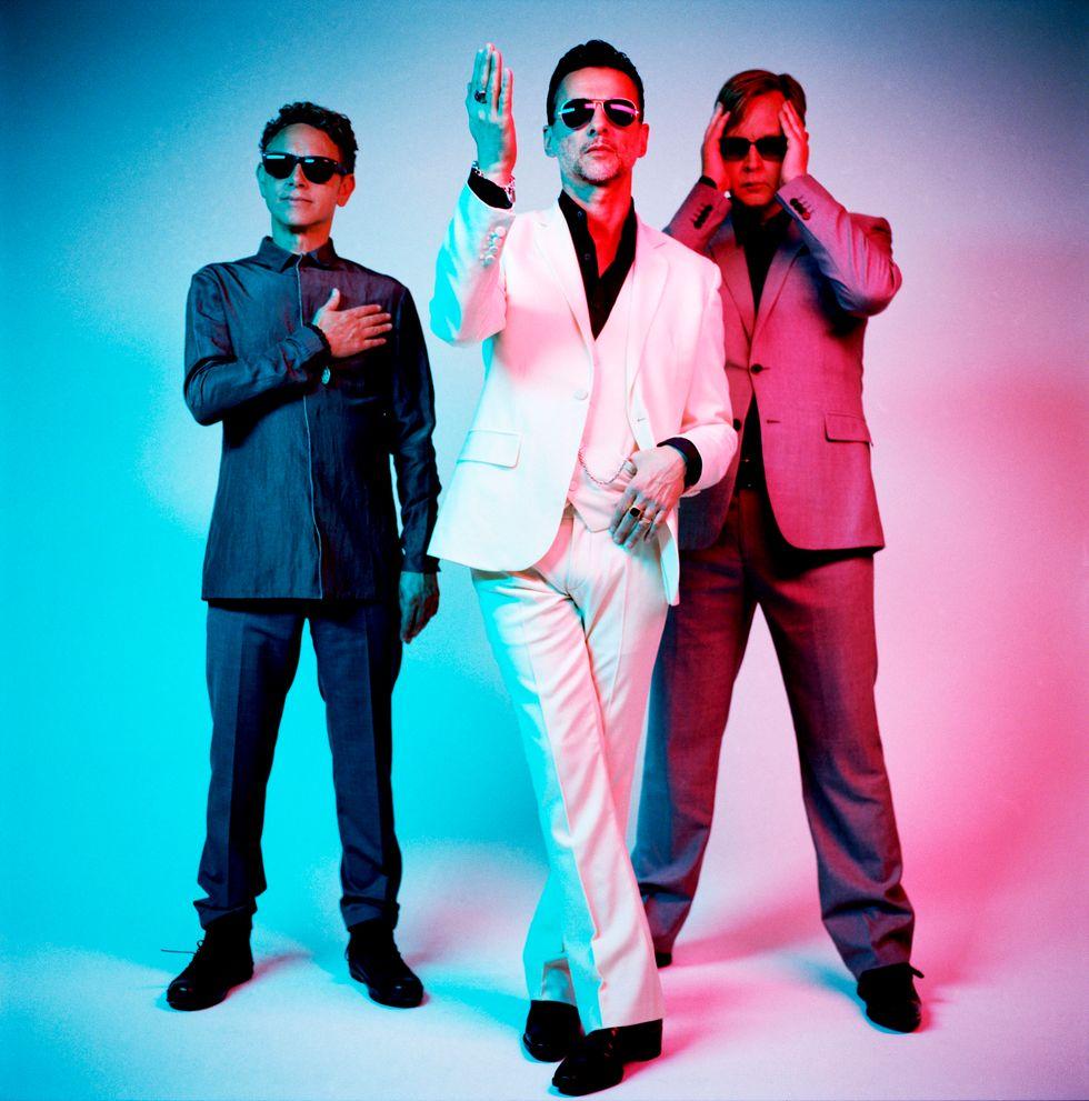 Depeche Mode: la recensione di Delta Machine