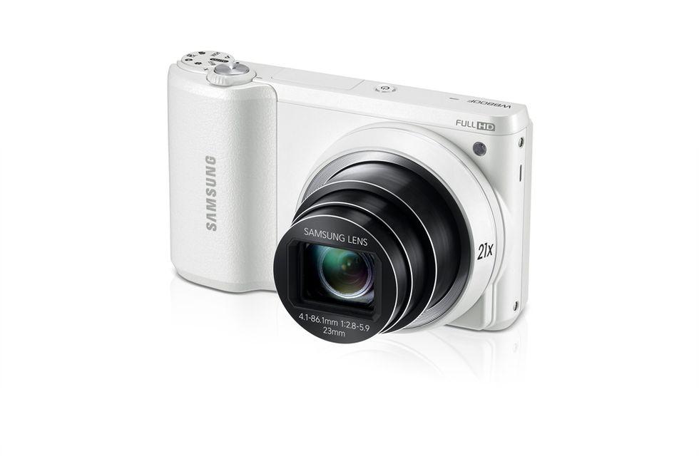 Non solo Galaxy S4: per Samsung anche la fotocamera è sempre più smart