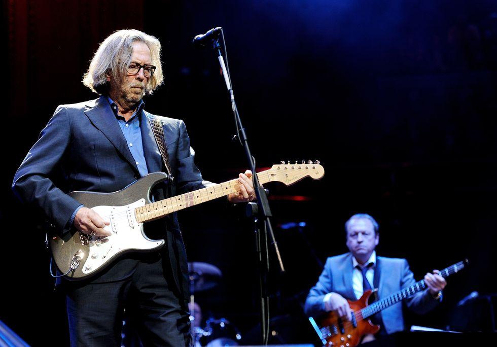 Eric Clapton: compleanno con un nuovo album-capolavoro