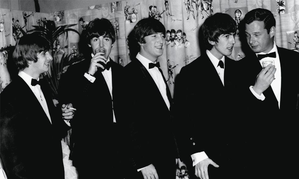 "Brian Epstein: ""Scusate se ho inventato i Beatles"""