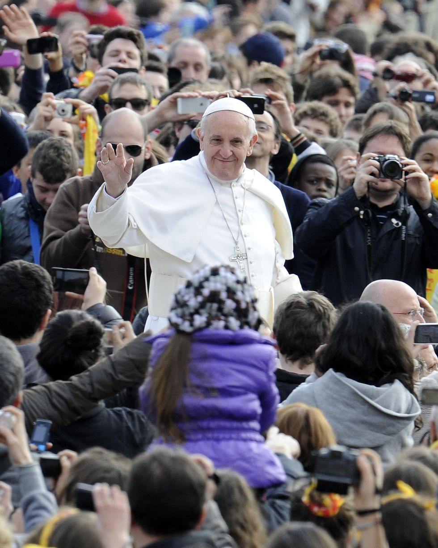 Attenti al Papa (Francesco)