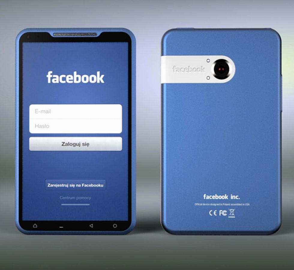 Facebook Home, più che un telefonino un sistema operativo