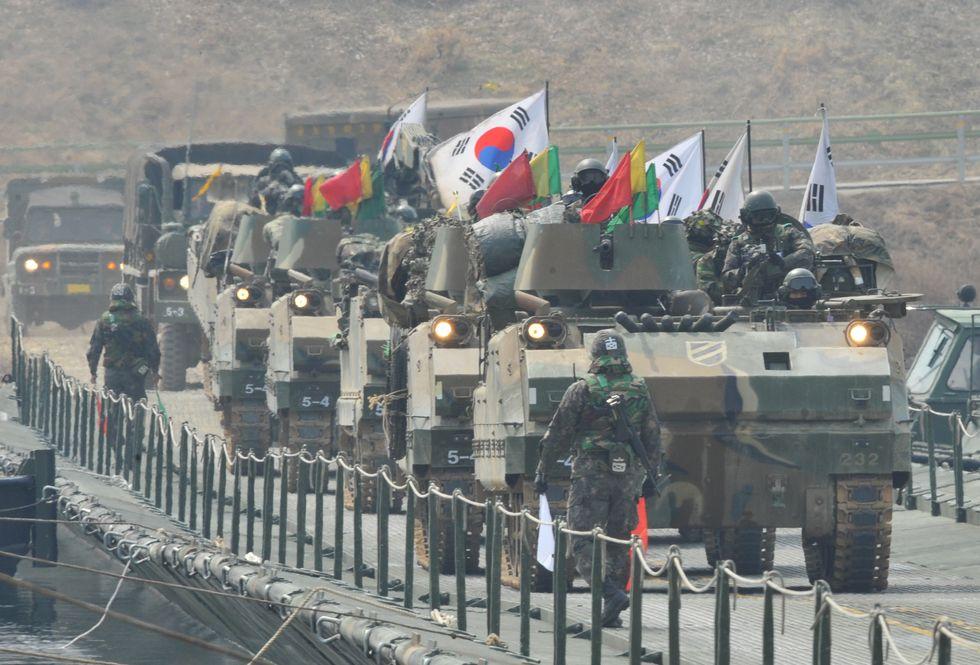 I piani d'attacco della Corea del Nord