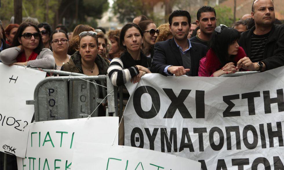 Oscar Giannino: Cipro e il colpo in banca, chi perde e chi no