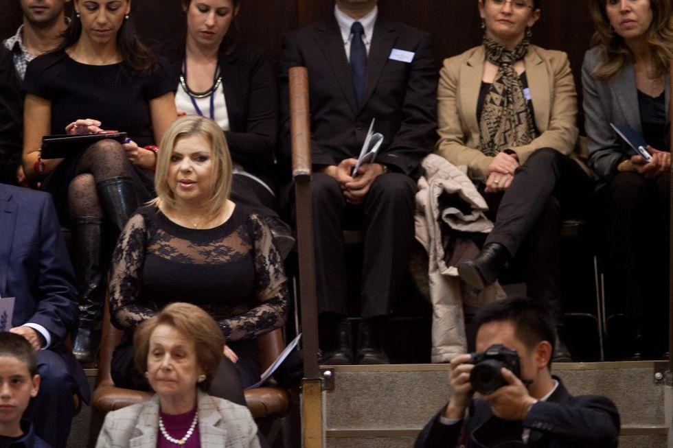 Sara Netanyahu, la donna più potente d'Israele