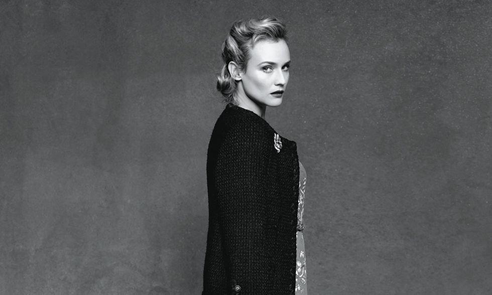 Diane Kruger: 'Una ragazza dev'essere due cose: di classe e favolosa'