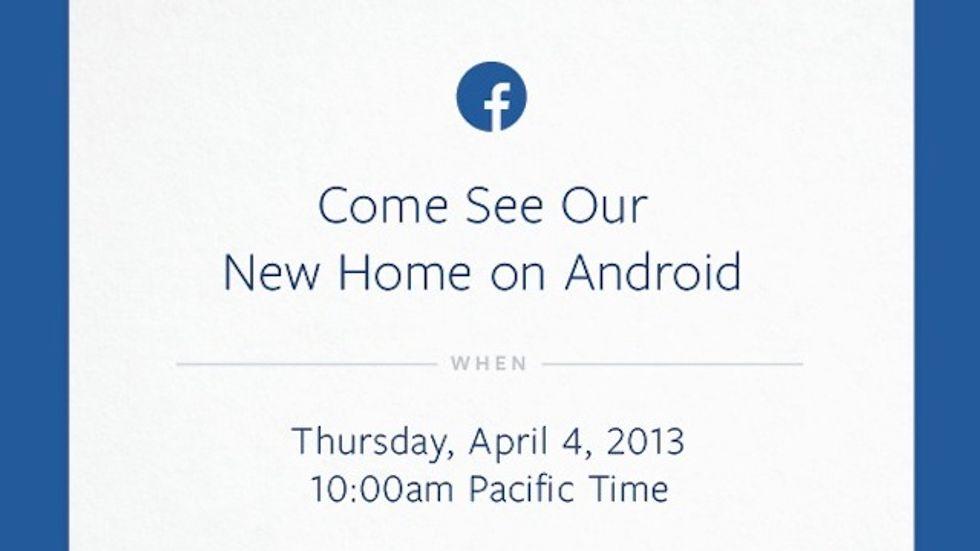 Facebook annuncia il suo (quasi) smartphone