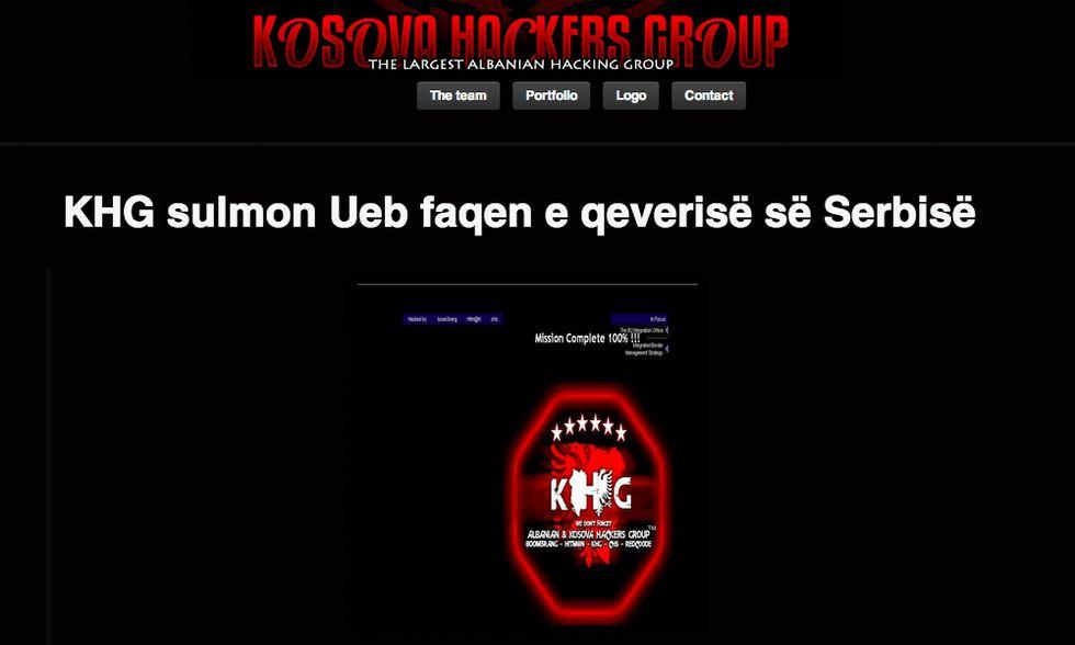 Hacker albanesi: ecco come hanno colpito il mio sito web
