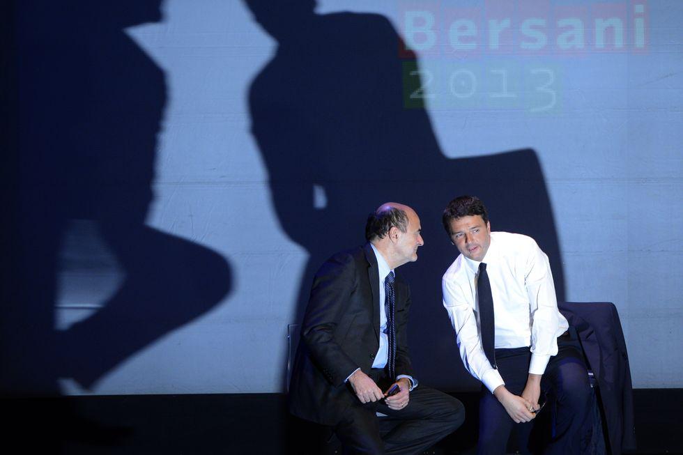Renzi e Bersani si detestano: ecco perché