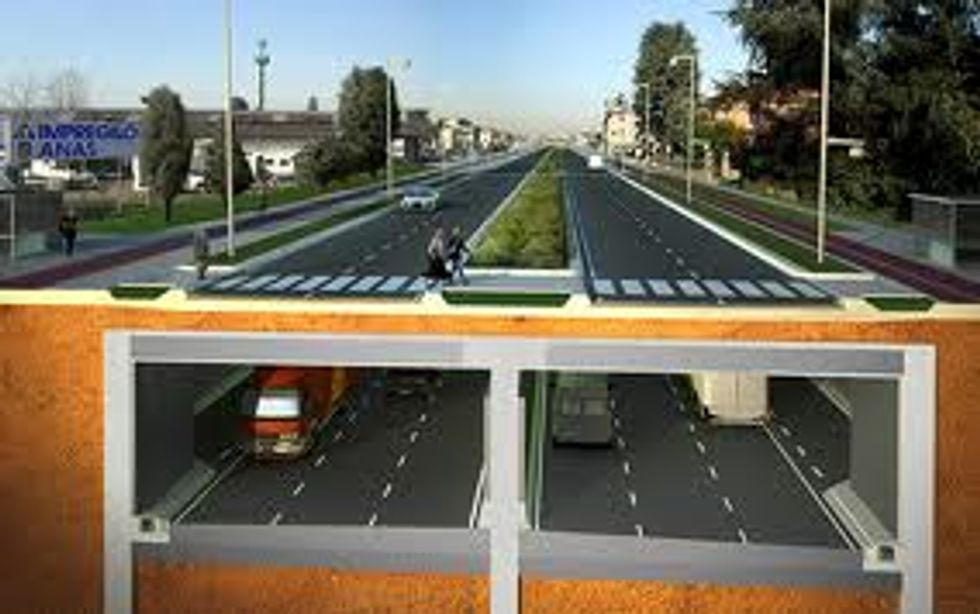 Statale 36: habemus tunnel (all'italiana)