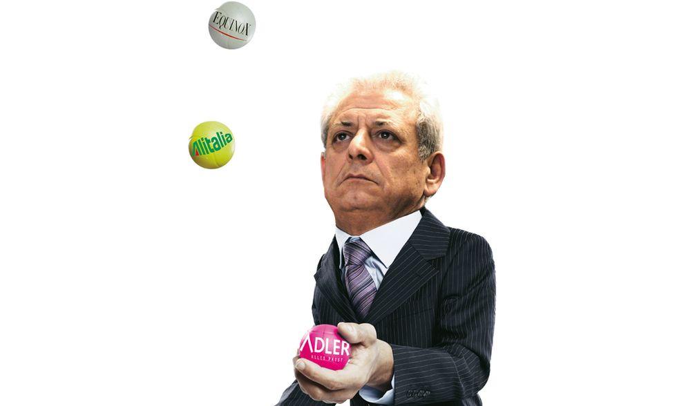 Salvatore Mancuso, la scommessa del siciliano che si compra i tedeschi