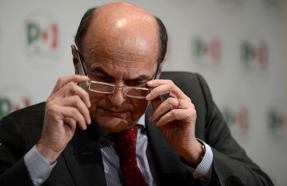 """Tutti i """"no"""" di Bersani, il pigliatutto"""